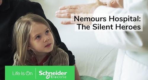 IoT EcoStruxure™ at Nemours Hospital Ensures Reliability