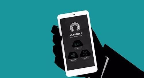 Keystone™ – Secure Vehicle Keyless Access & Management