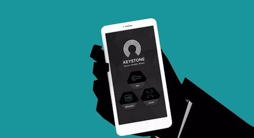 Keystone™ – Secure Vehicle Keyless Access & Management