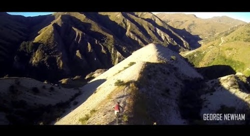 When You Film MTB in New Zealand with a Drone the Results Are Jaw-Dropping | The Kiwis, Ep. 6