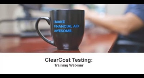 ClearCost Testing
