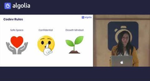 Growing through sharing - Engineering Managers & Co-development - Lyline Lim, Algolia