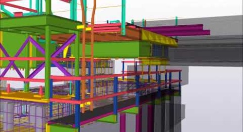 2016 North American BIM Awards - Des Allemands Bay
