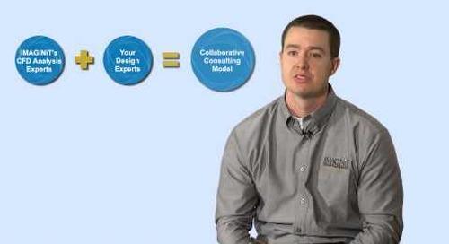 IMAGINiT Interview: Outsourcing CFD Analysis -- Jason Pfeiffer