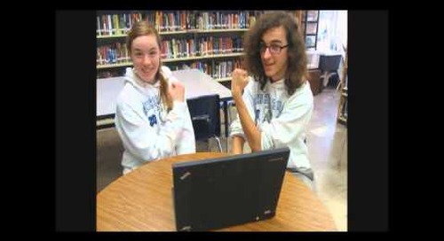 PFTSTA Library: Preparing Students for Their Future, Not Our Past