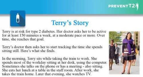 Lesson 18: Take A Fitness Break