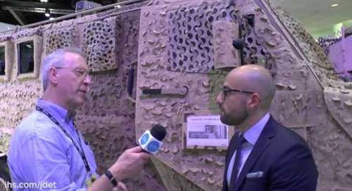IDEX 2015 Chris Foss talks to Saab on its NIMR integration programmes