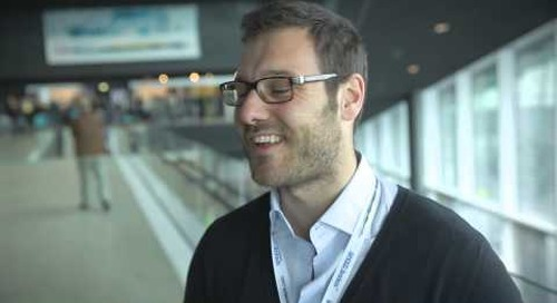 Dr. Riccardo Capuozzo - Testimonial from Conference in Harpa Reykjavik Iceland - EOS 2013