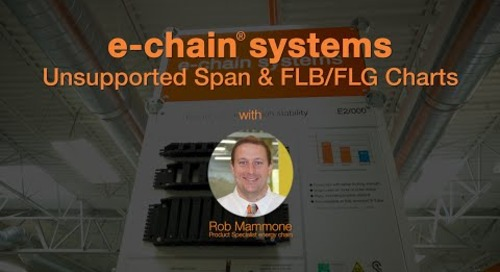 Choosing your chain - Unsupported Span & FLB FLG Charts