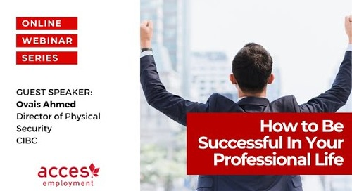 How to Be Successful in Your Professional Life