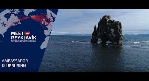 Kynningarmyndband - Sendiherra/frú (Ambassador) Meet in Reykjavík