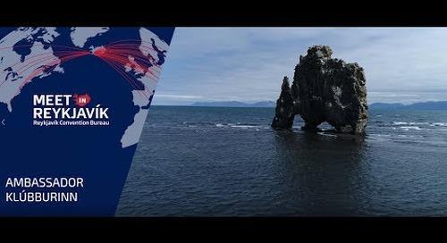 Kynningarmyndband - Ambassador klúbbur Meet in Reykjavík