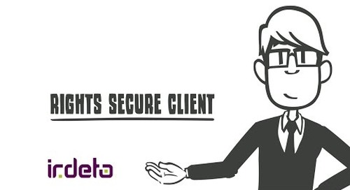 Irdeto Secure Client - Rights & Rules Manager