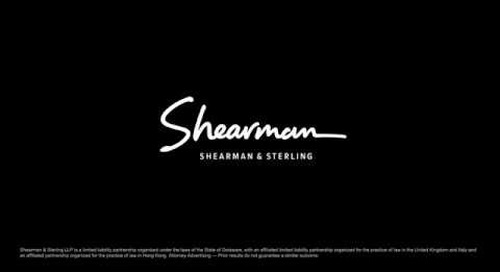 Shearman & Sterling Distinguished Alumni Perspectives: The Honorable Dorothy Chin Brandt