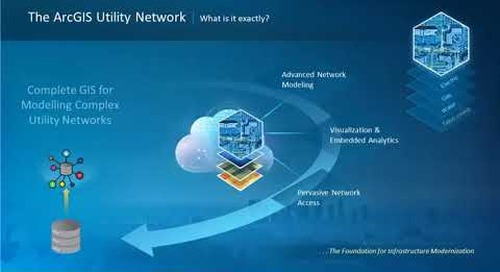 Perspectives on Successfully Transitioning to the ArcGIS Utility Network