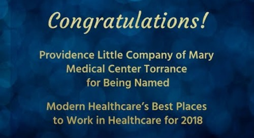 PLCM Torrance Named Best Places to Work in Healthcare for 2018