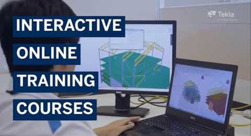 Tekla Structural Designer and Tekla Tedds Training Course