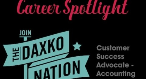 Daxko Career Spotlight: Customer Success Advocate (Accounting)
