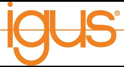 igus at Pack Expo 2015