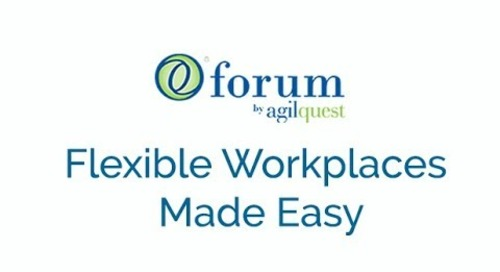 The Forum: Flexible Workplaces Made Easy