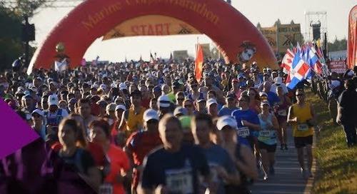 Marine Corps Marathon 2017