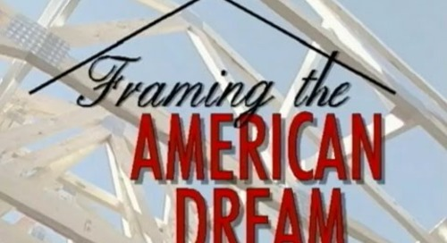Framing the American Dream