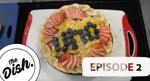 The Dish Ep. 2: The Acai Cake