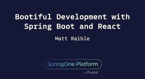 Bootiful Development with Spring Boot and React - Matt Raible, Okta