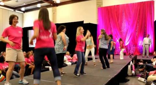Mother Daughter Dance-Off in Chattanooga