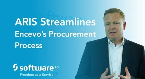 ARIS Streamlines Encevo's Procurement Process