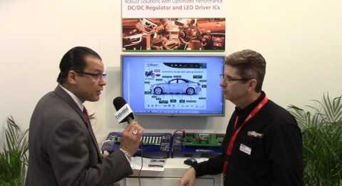 PCIM: Allegro explains automotive LED tech