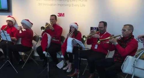 3M Canada Christmas Band