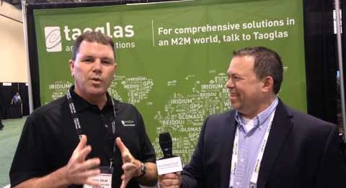 TU-Automotive Detroit – Interview with Tim Dolan, Taoglas