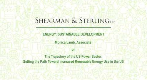 Monica Lamb on the Trajectory of the US Power Sector: Setting the Path
