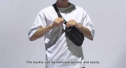 YKK® rotating buckle (Item Code: IB-SFP1)