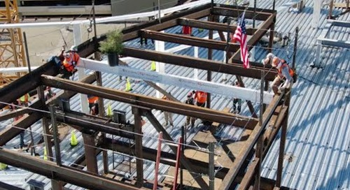 Providence Cedars-Sinai Tarzana - Topping Out Celebration