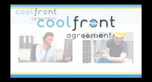 Coolfront Agreements Quickstart Guide