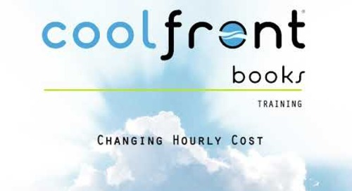 Coolfront Books - Changing Hourly Costs