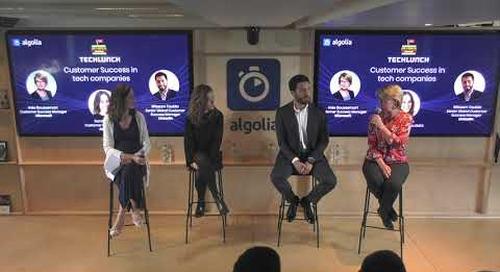Customer Success in tech companies - Laura Edery, Saraï Rozen, Wissam Toubia & Inès Boussemart