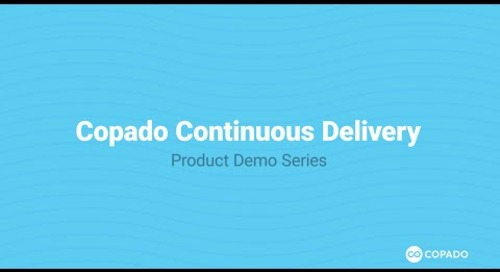Continuous Delivery CCD Overview   Copado