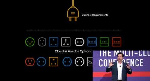 ESCAPE Conference 2019: Elements of New Cloud Operating Model -- Michael Willette, USAA