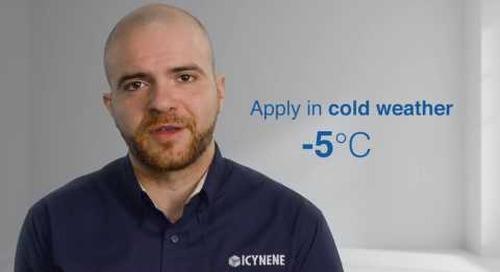 Icynene Spray Foam Insulation: ProSeal LE (Canada) Part 1