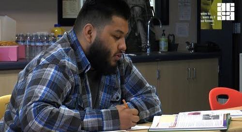 Community School Turns Lives Around