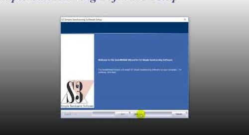 S3: How To Install S3 Simple Sandcarve Software