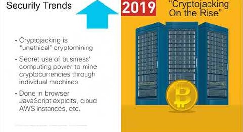 Cybersecurity Trends in 2019