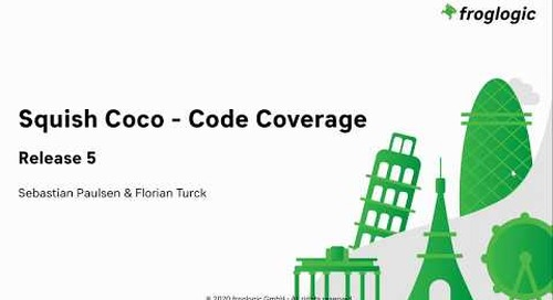 Now with Built-In Function Profiling Capabilities | Release Webinar | Cross-Compiler Complier Code Coverage Tool (Coco 5)