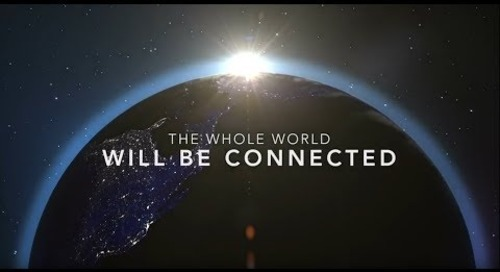 The whole world will be connected (subtitled)