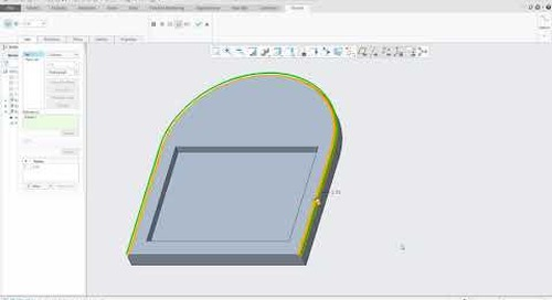 Creo Parametric Tip:  Ruled Based Chain Selection