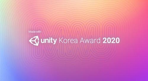 Made with Unity Korea Award - Top 24