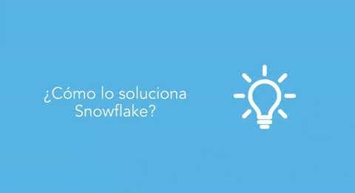 Snowflake Live Demo - Spanish
